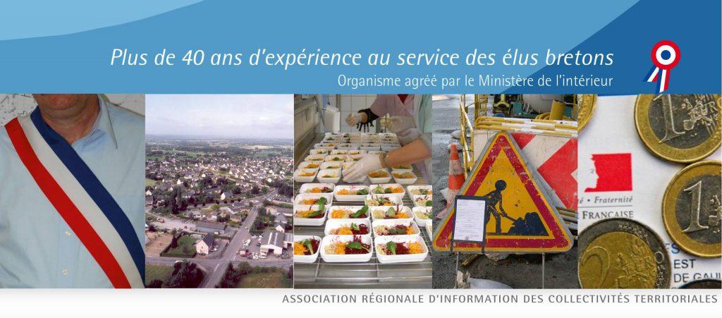 Partenariat avec l' Aric Bretagne
